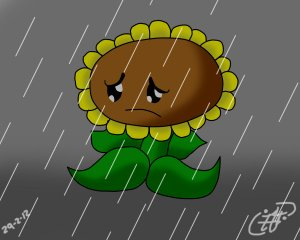 a_sad_sunflower_by_tayilor_mx-d4rdpy9